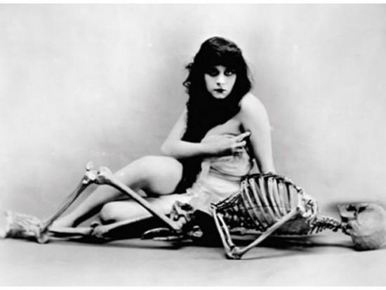 skeleton-love