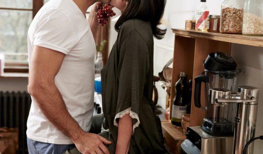 Kitchen sex