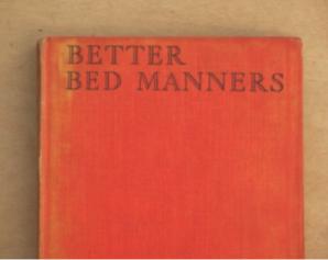 bedroom etiquette