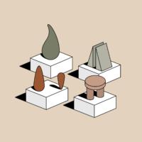 illustration describing four attachment styles