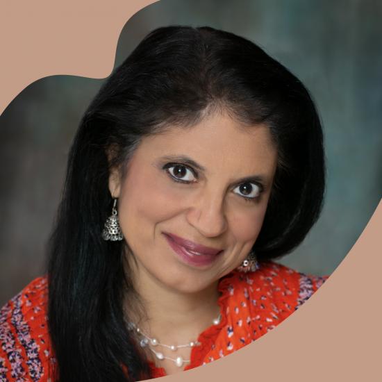 Headshot of Dr. Ramani